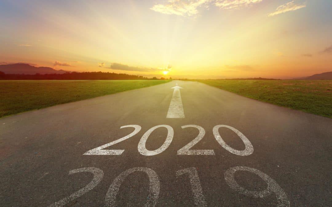 Bye-bye 2019… En route pour 2020 !