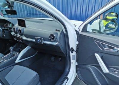 Transformation auto-école sur Audi Q2