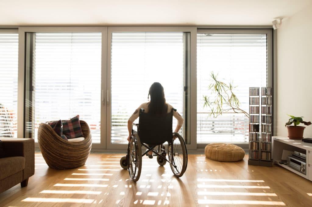 handicap accessibilité adaptabilité
