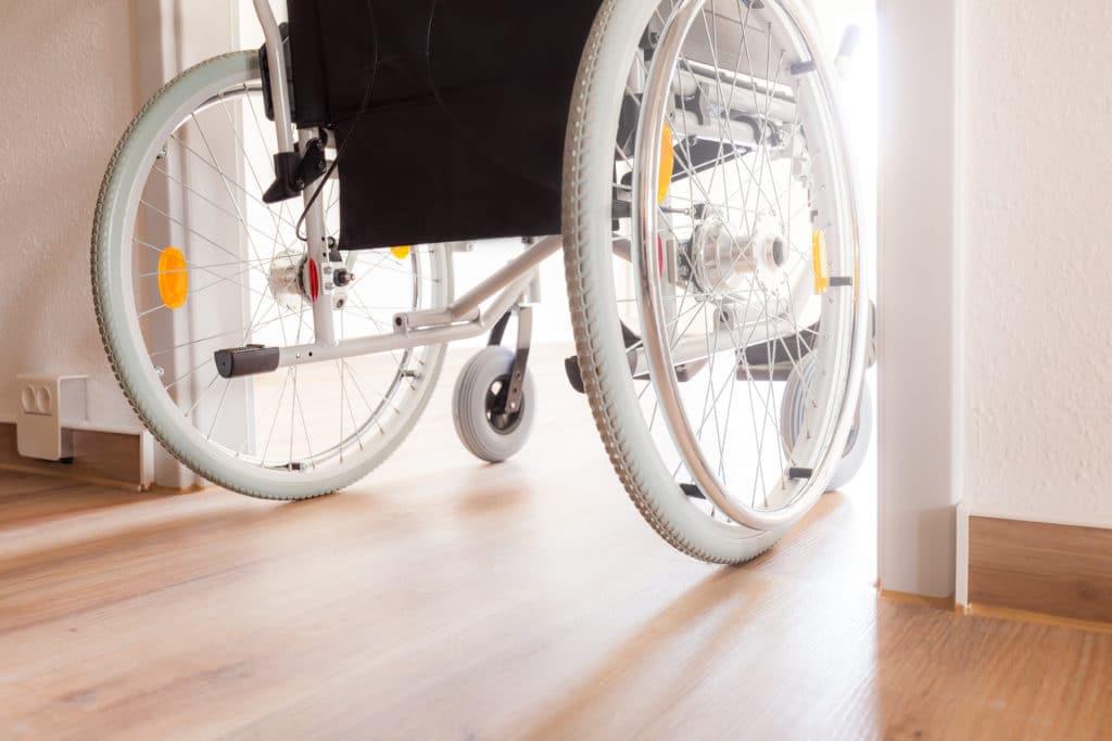 accessibilité fauteuil roulant