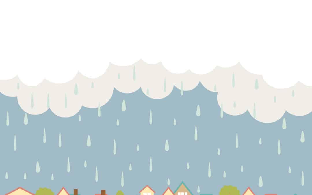 Vis ma vie d'handi qui roule sous la pluie