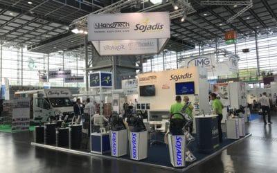 Back to the REHACARE 2018 trade fair in Düsseldorf