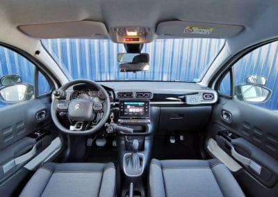 Auto-école conduite adaptée Citroën C3