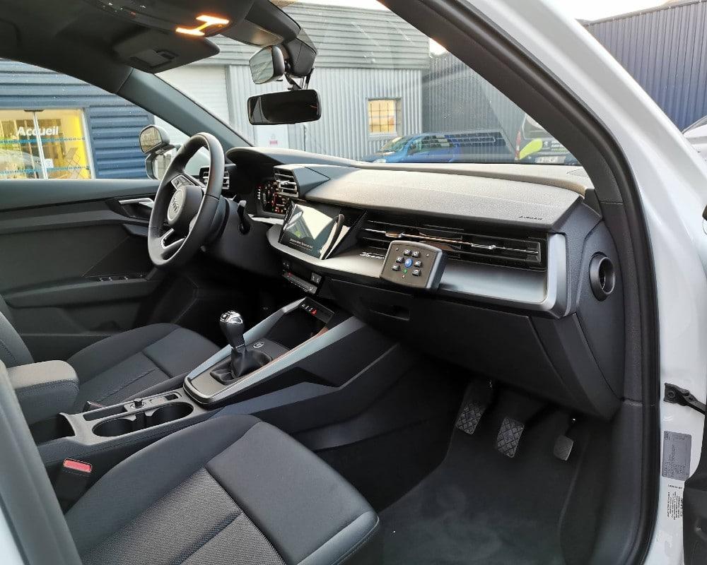 Audi A3 avec monidis