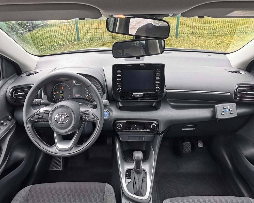Toyota Yaris Hybrid auto-école