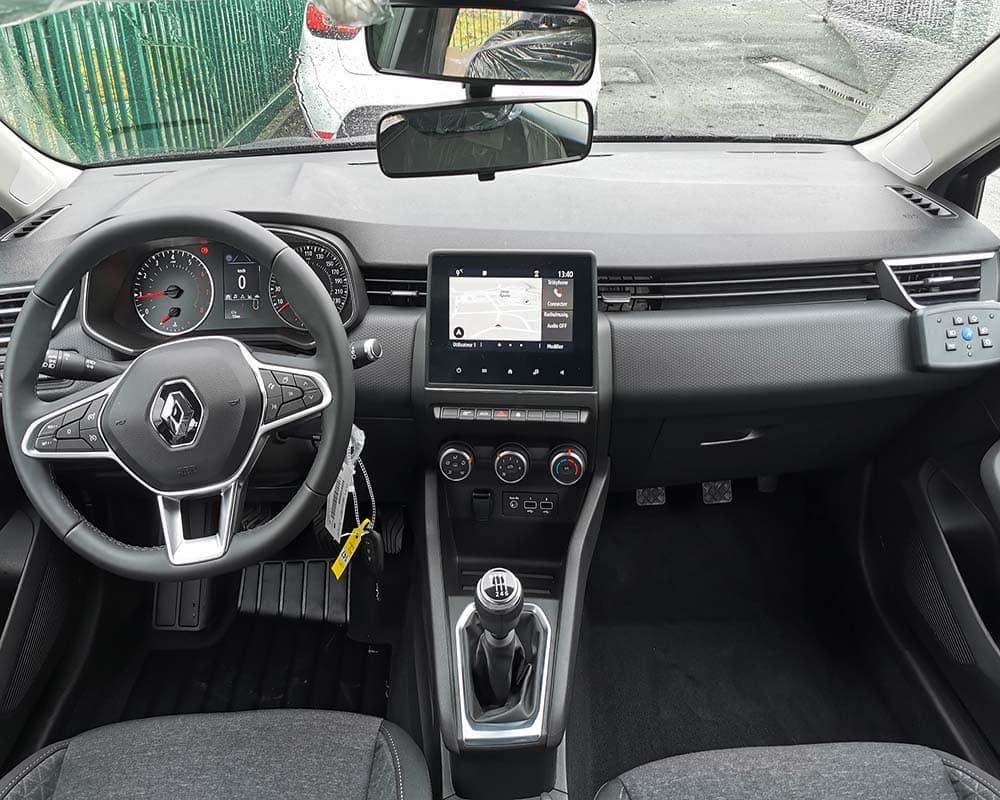 Renault Clio V auto-école