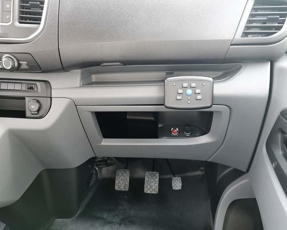 Peugeot Expert auto école