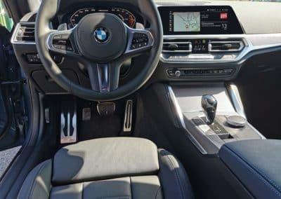 Adaptation d'un accélérateur au pied gauche sur BMW M440i