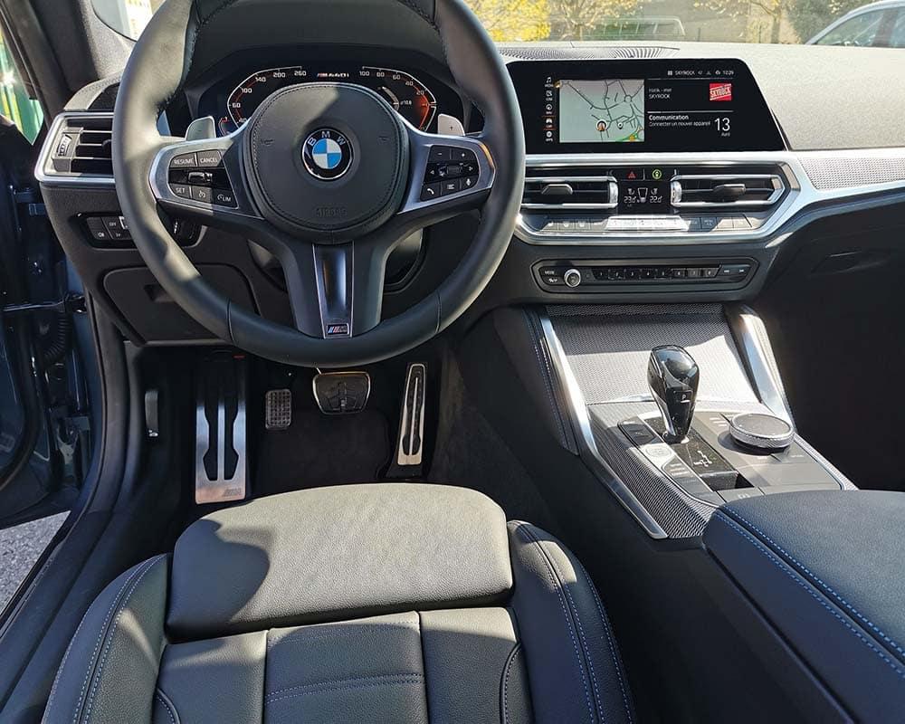 BMW M440i avec LEFTDIS