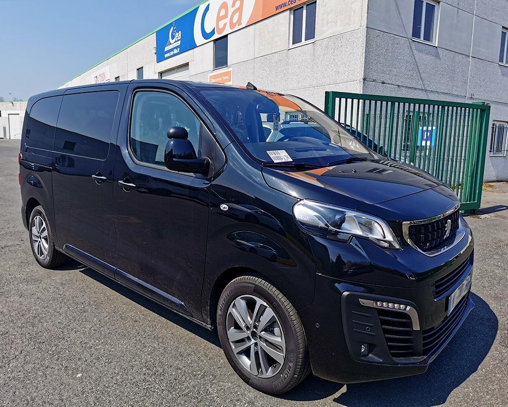 Peugeot Traveller auto-école