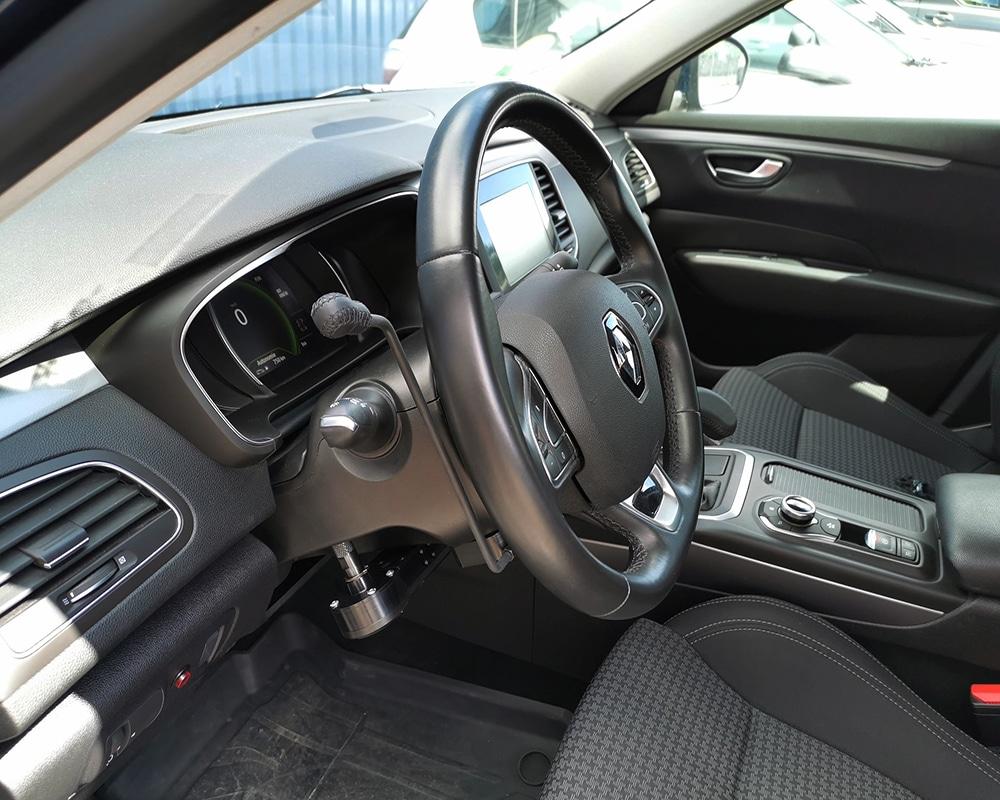 Renault Talisman avec STOPDIS II & ACCEL III