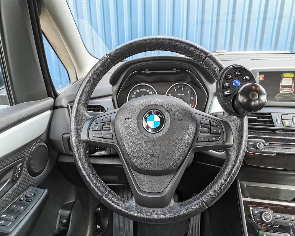 COMDIS sur BMW série II Gran Tourer