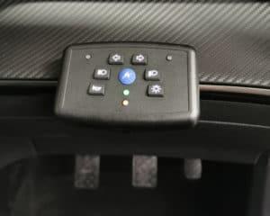 commande double pour véhicules auto-école