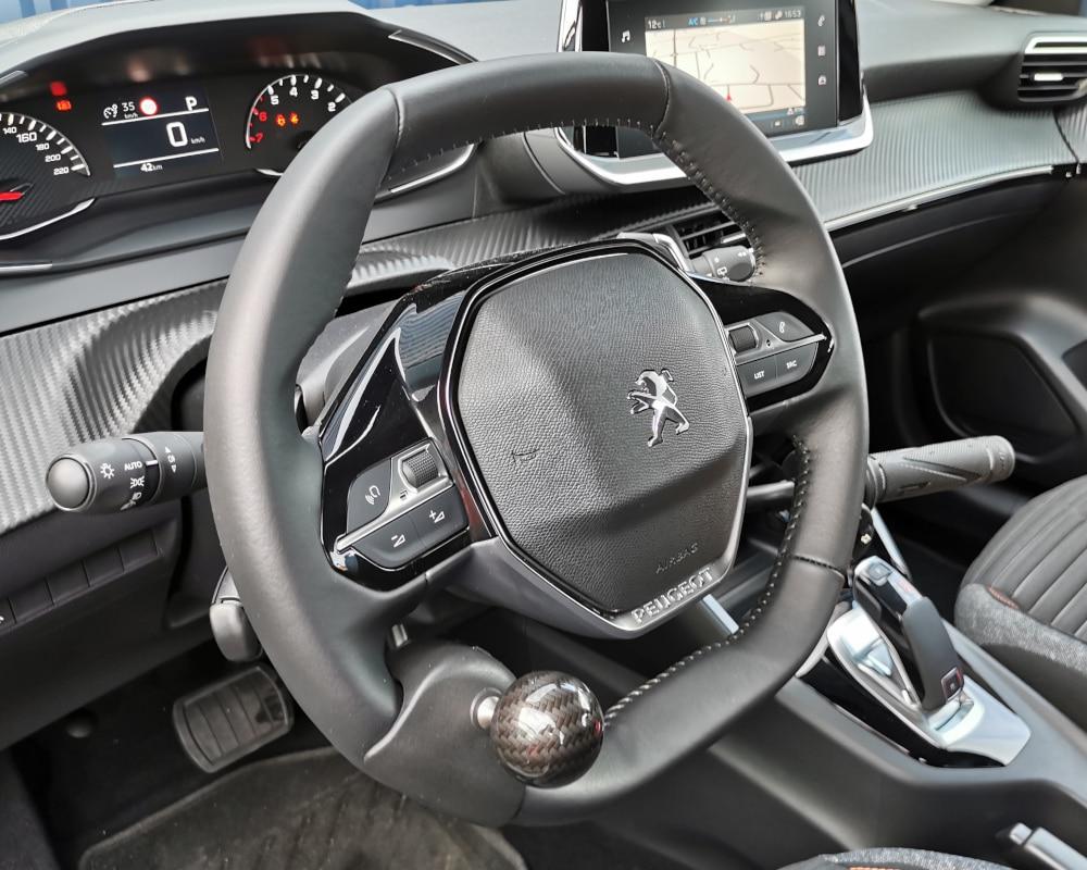 Nouvelle Peugeot 208 ACCEL BIKE II