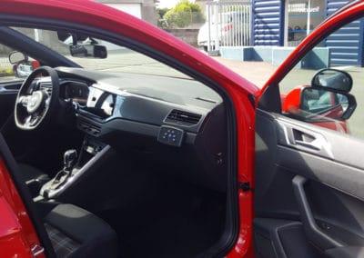 Transformation auto-école sur Volkswagen Polo GTI