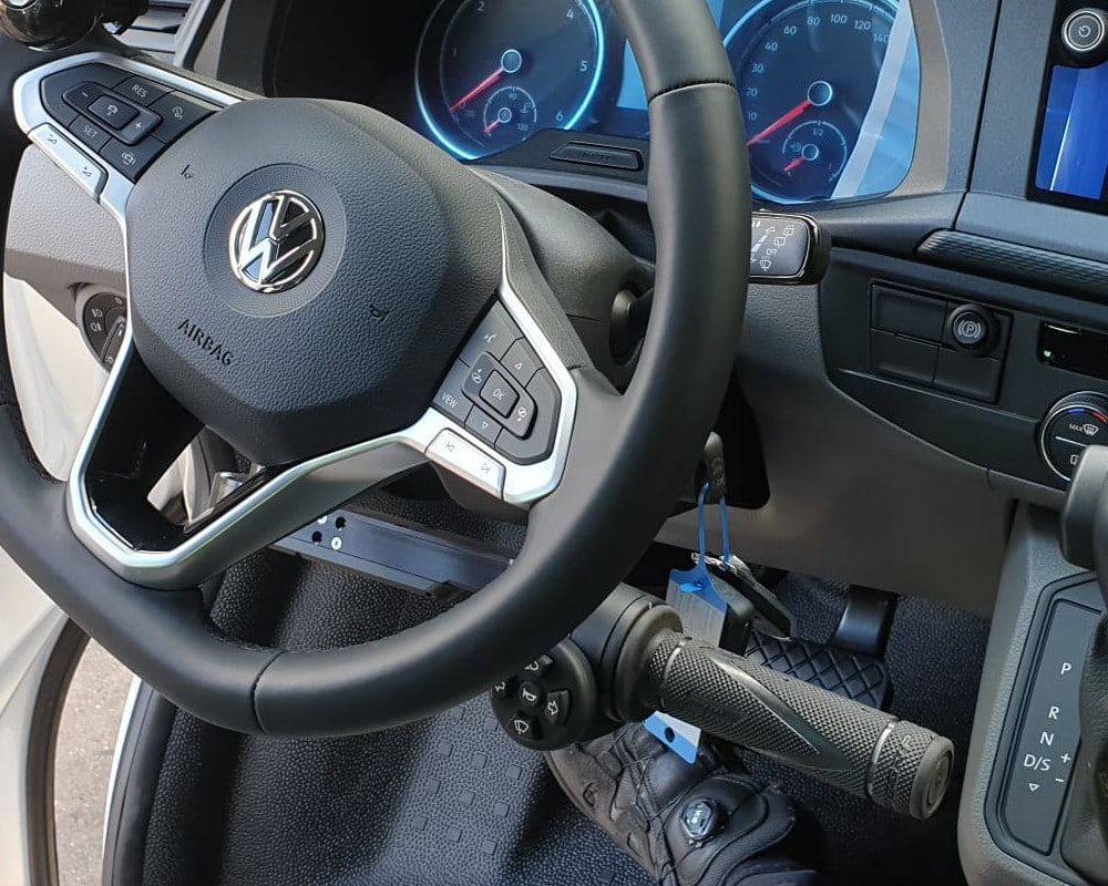 VW Caravelle Accel Bike II