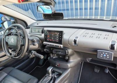Auto-école conduite adaptée Citroën C4 Cactus