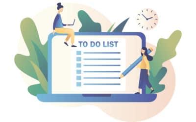 Cent choses à faire avant de mourir, avoir confiance en l'avenir ou rester prudent
