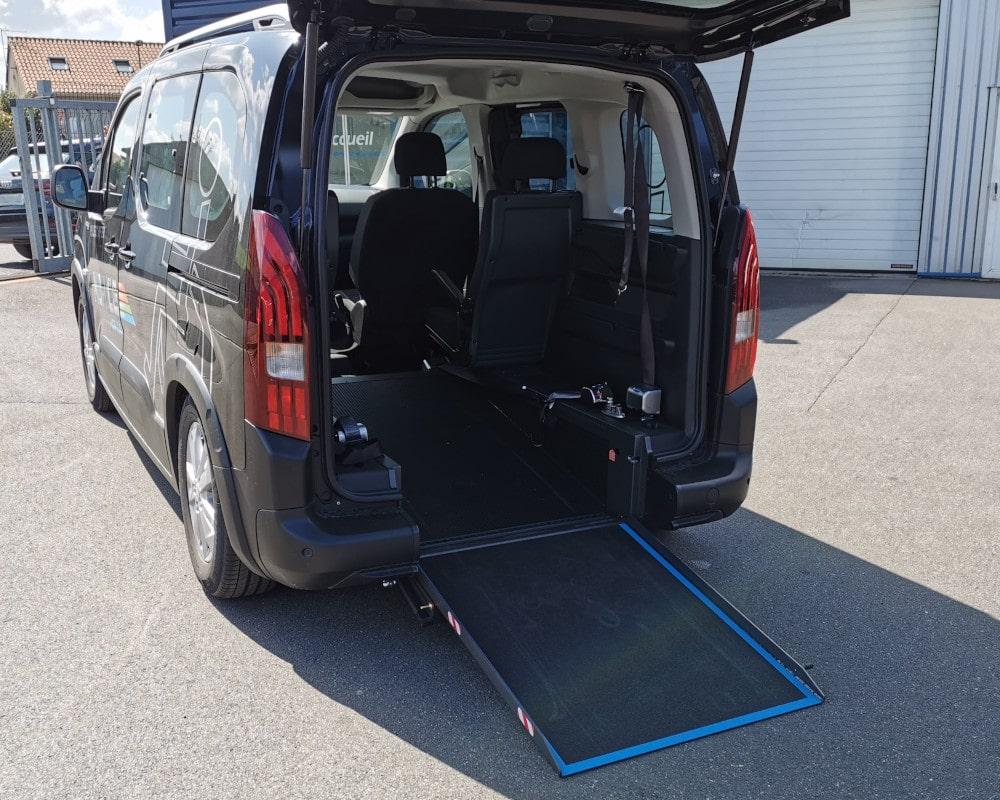 decaissement fauteuil roulant tpmr morice mobilite