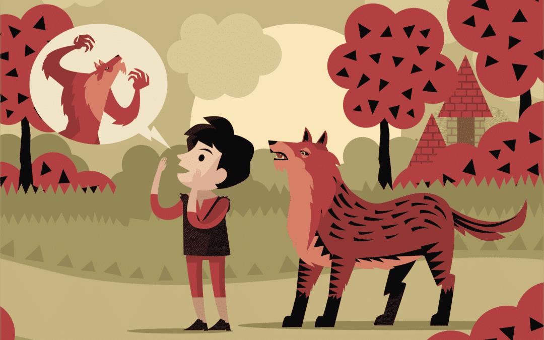 Le petit garçon qui criait au loup