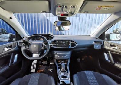 Auto-école conduite adaptée PEUGEOT 308