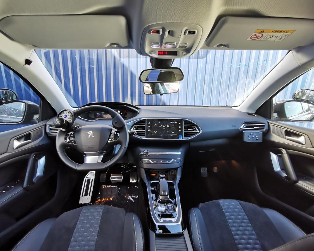 peugeot 308 auto-ecole adaptee aide a la conduite et auto-ecole