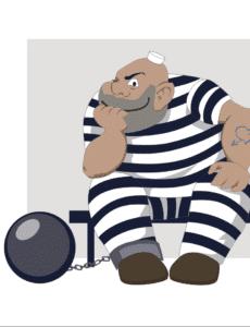 prisonnier boulet