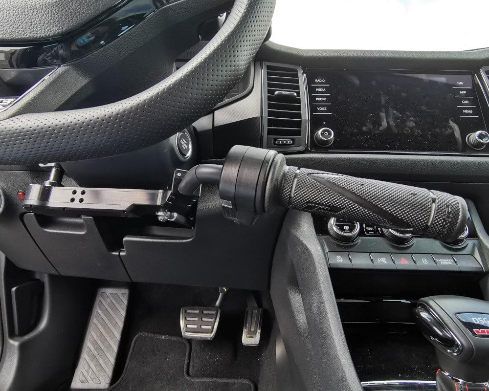 ACCEL BIKE sur Ford Galaxy