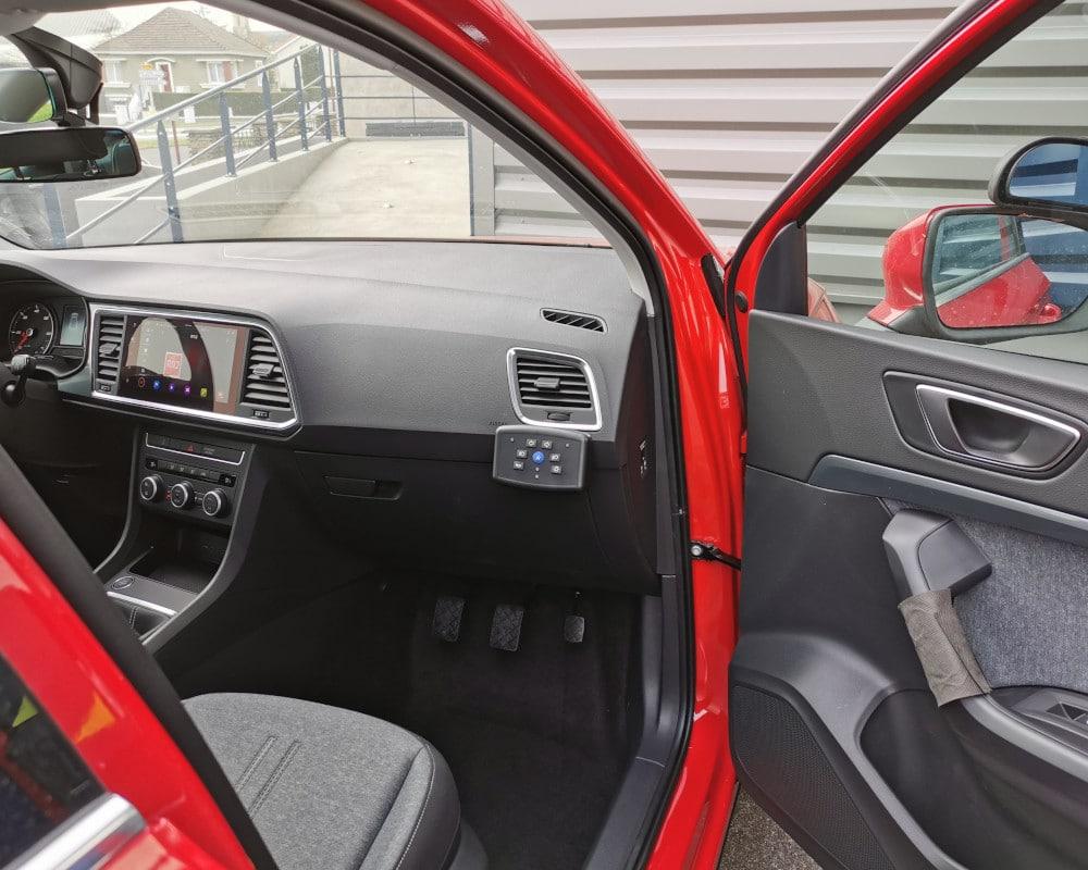 transformation auto-ecole seat ateca