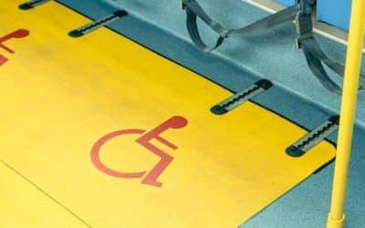 Handicap et transports en commun